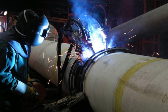 Đào tạo gia công, lắp đặt đường ống