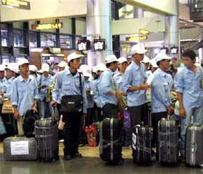Thông tin cần thiết cho lao động chuẩn bị xuất cảnh đi làm việc tai UAE