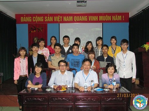 Khóa du học Nhật Bản đầu tiên của trường Cao Đẳng Y tế Thái Bình