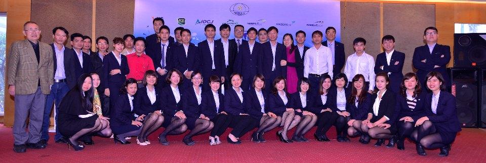 Ban Lãnh đạo và tập thể CBNV NIBELC GROUP tưng bừng tổ chức Lễ tổng kết cuối năm 2014