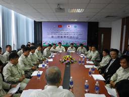 Lễ chia tay tại văn phòng, liên hoan và đưa đoàn bay TTS khóa 3 tại sân bay