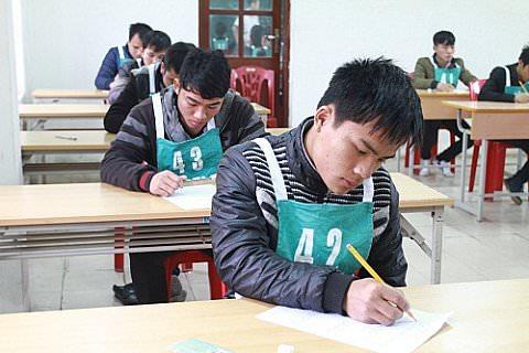 Thi tuyển tu nghiệp sinh Nhật Bản khóa 7