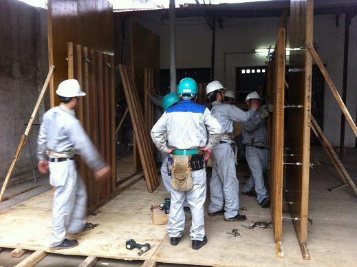 Một số hình ảnh đào tạo TNS ở Nhật Bản ở Nibelc