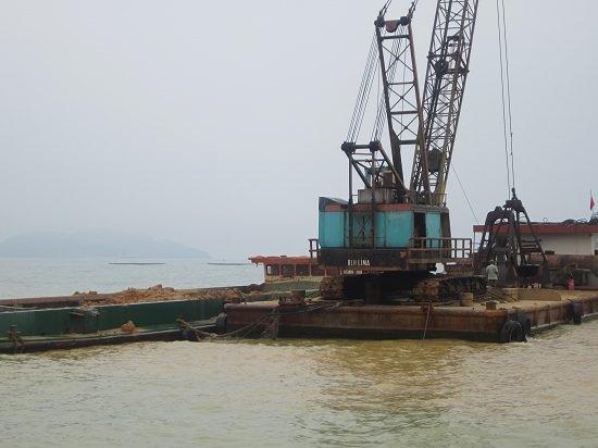 Cập nhật Tiến độ Dự án cảng Sơn Dương đến tháng 3/2013
