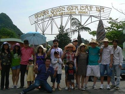 Du lịch Cát Bà - Vịnh Lan Hạ - Đảo Khỉ