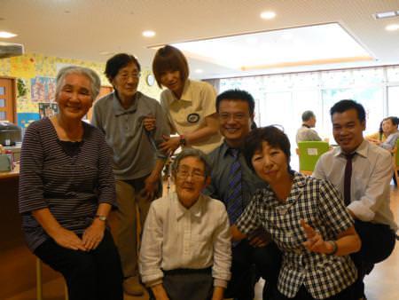 Lãnh đạo công ty Nibelc thăm và làm việc với một trường cao đẳng đào tạo y tá và Điều dưỡng tại Nhật Bản